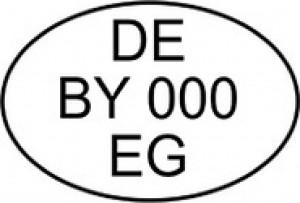 marchio ovale D