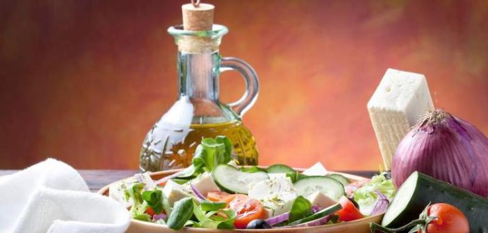 insalata e olio