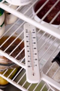 frigo termometro