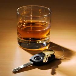 alcol e chiavi