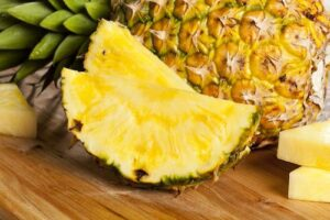 Ananas, fonte naturale di bromelina