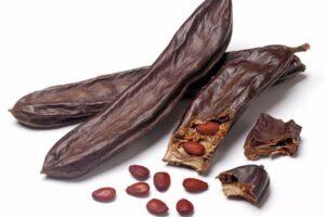 Carruba, un frutto con diversi carati